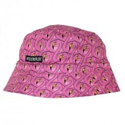 Villervalla - Bøllehat med flamingo