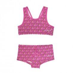 Villervalla - Bikinisæt med flamingo