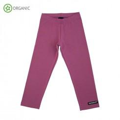 Villervalla - Leggings, mørk rosa