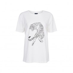 One Two Luxzuz - T-shirt med tiger
