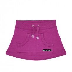 Villervalla - Nederdel, pink
