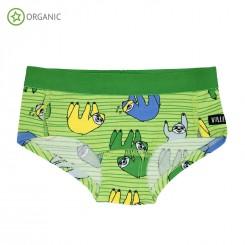 villervalla - Underbukser, lysegrøn