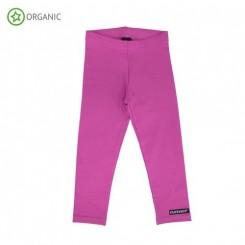 Villervalla - Leggings, mørk pink