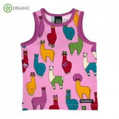 Villervalla - Undertøj-sæt , lyserød, lamaer