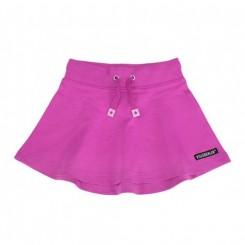 Villervalla - Nederdel , mørk pink