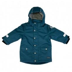 Villervalla - Vinter jakke, blå
