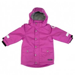 Villervalla - Vinter jakke, pink