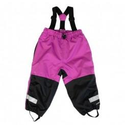 Villervalla - Vinter bukser, pink