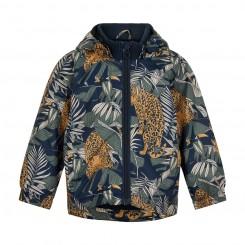 Minymo - Overgangsjakke, leoparder