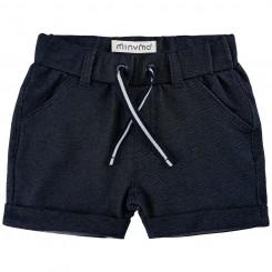 Minymo - Shorts med bindebånd