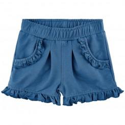 Minymo - Shorts lyseblå