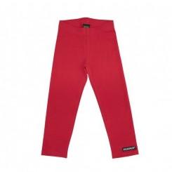 Villervalla - Leggings, postkasse rød