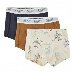 Celavi - Boxer shorts, 3-pak med fly