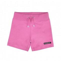 Villervalla - Sweat shorts, Lyserød