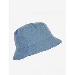 En fant - Sol hat, lyseblå
