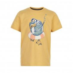 Minymo - T-shirt, Gul