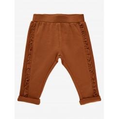 Minymo - Sweat bukser, rust farvet