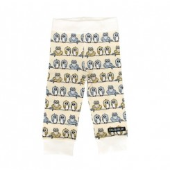 Villervalla - Baby bukser med ugler