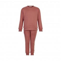 Minymo - Sweatsæt, rosa nuance