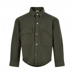 Minymo - Skjorte, oliven grøn