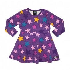 Villervalla - Kjole med stjerner