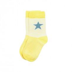 Villervalla - Gulstribet sokker