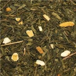 Grøn lemon te