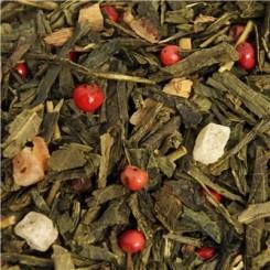 Grøn Sencha aften te