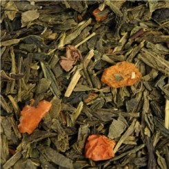 Grøn Sencha kvæde te
