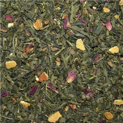 Grøn wintertime te