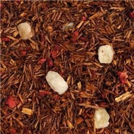 Rooibush te hindbær melon /rød solhat