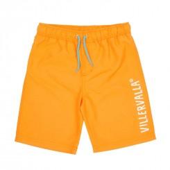 Villervalla - Badebukser orange