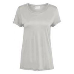 KAFFE - Anna O-neck t-shirt white