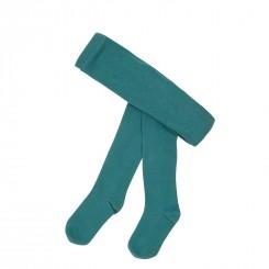 Villervalla - Strømpebukser solid blå